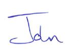 John_signature