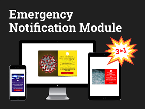 Emergency Notification Module